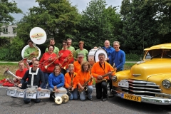 Nationale Oldtimerdag Lelystad - 19 juni 2011