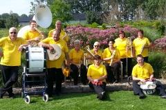 Groepsfoto Muziekenzo 2015-01