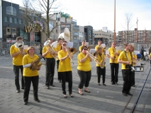 Opening Terrasseizoen Almere - 2 april 2011